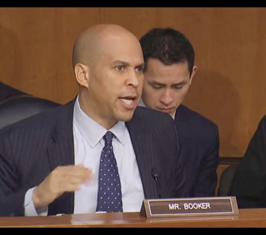 RNC accuses Booker of 'mansplaining' to DHS chief