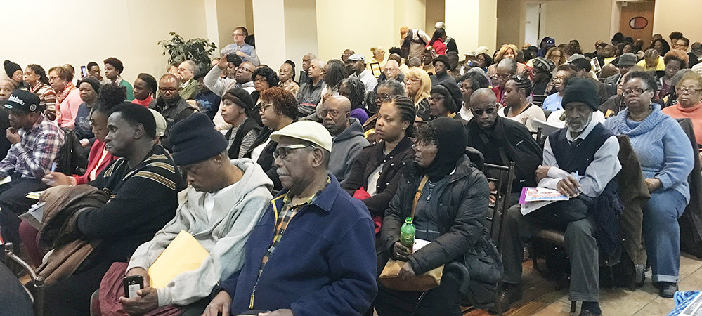 Foreclosure/Property Fraud Panel Gives Warnings and Solutions: Organizing Against Fraud