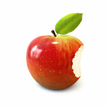 A Worm in the Apple for the Teacher
