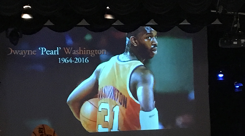 Basketball royalty turns out for Syracuse legend Pearl Washington's funeral