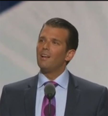 My Take – Donald, Jr.