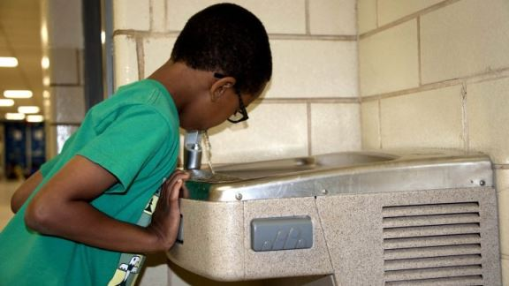 NYC Health Department's Water Lead Testing in Progress