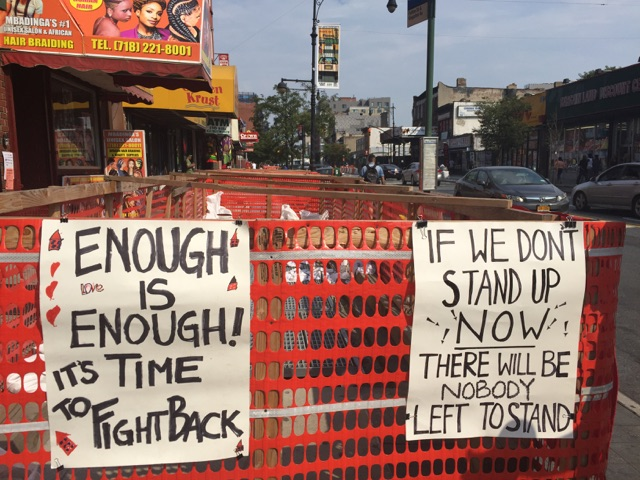 Displacement Pushes Eastward in Bed-Stuy