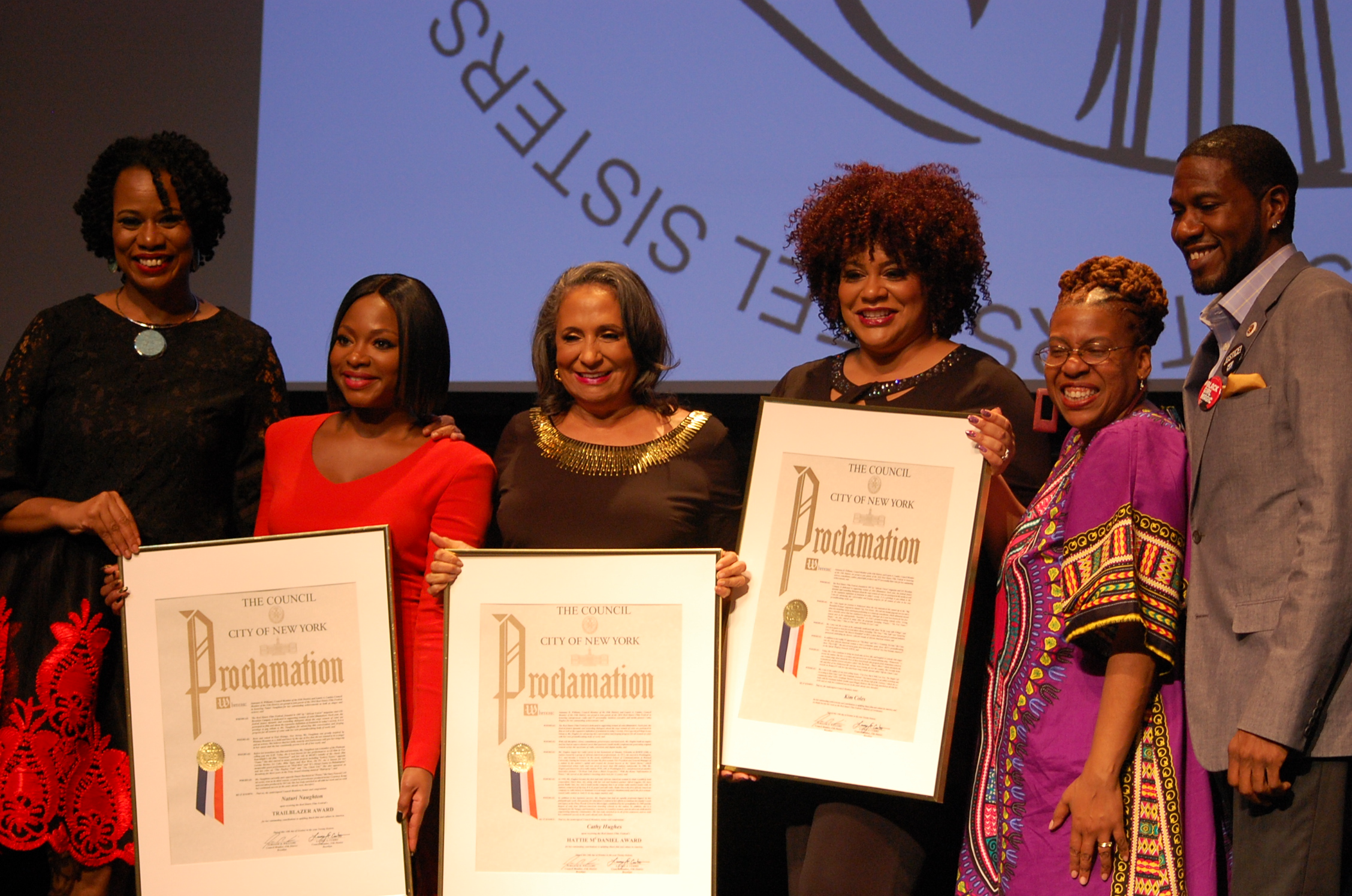 Reel Sisters Kicks Off Film Fest in Harlem with Awards Ceremony And Brings 40 Films by Women of Color From Across the Globe to Brooklyn