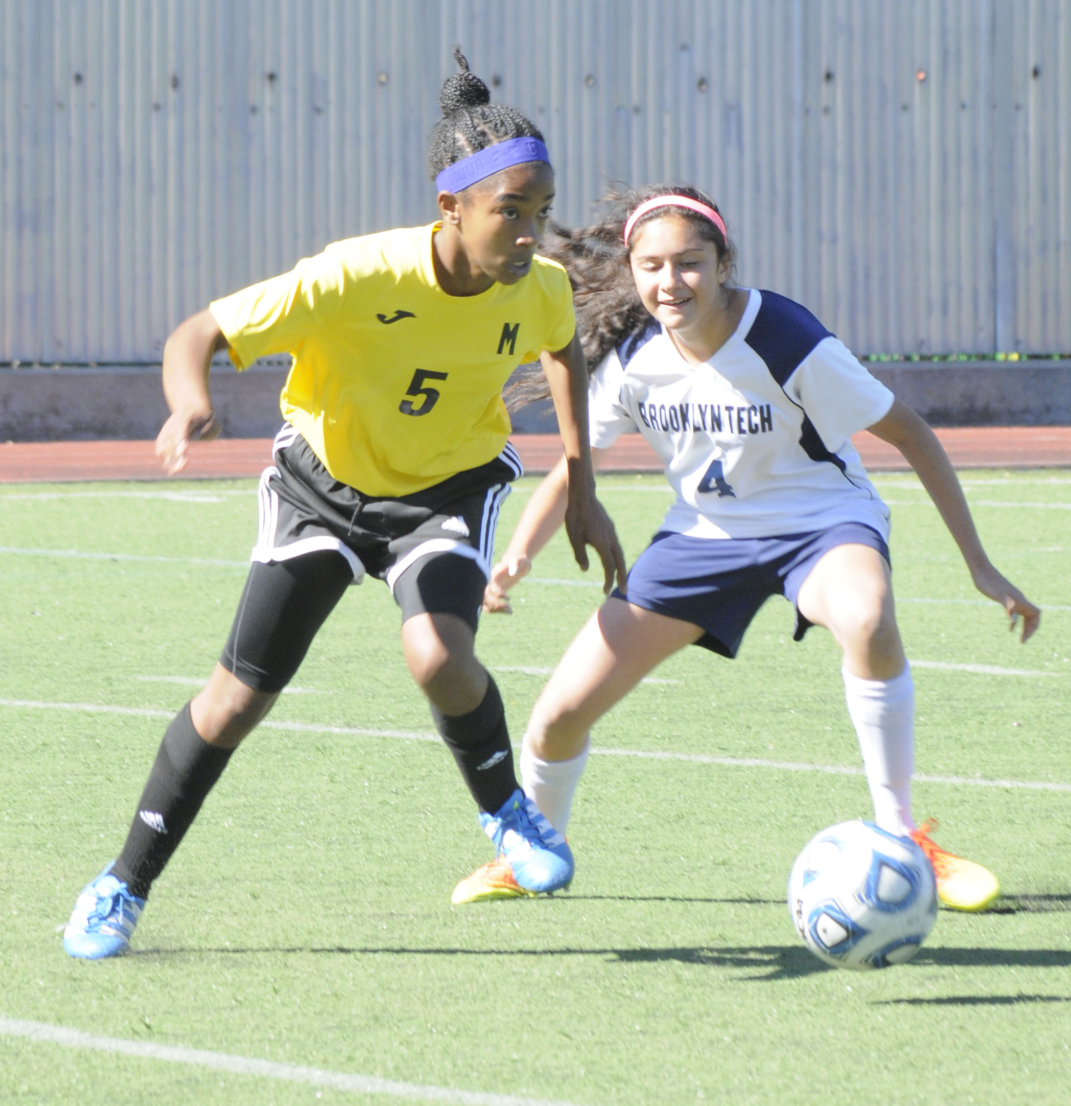 Coaches' Corner:  H.S. Girls Varsity Soccer