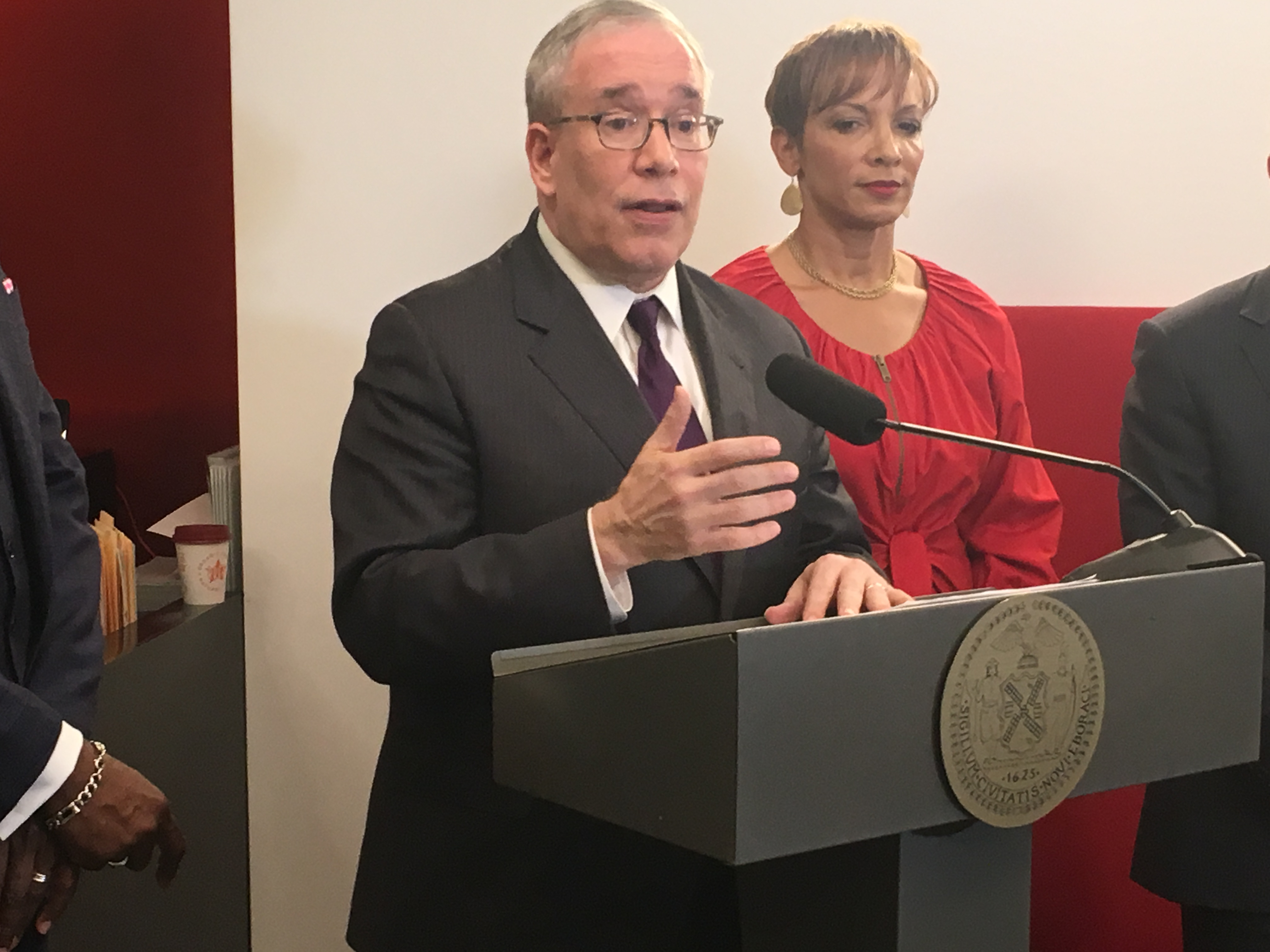 Comptroller Scott Stringer: NYC Gets a D+ Diversity Grade