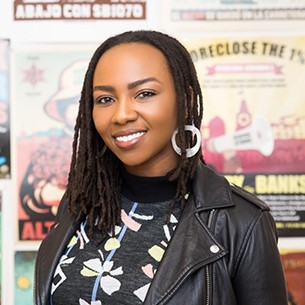 Opal Tometi, Brooklyn-Based Co-Founder of Black Lives Matter, to Keynote at Borough's Annual Tribute to Dr. Martin Luther King, Jr. Monday, January 16