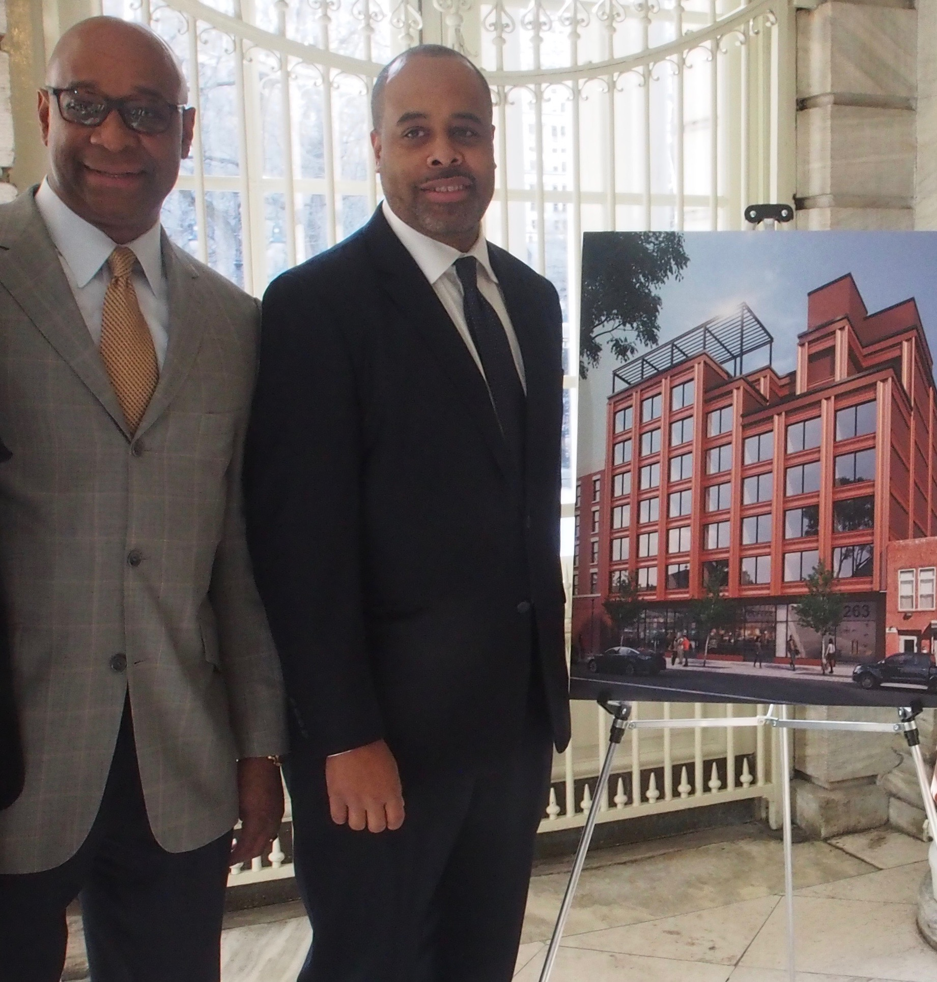 Six Firms Designated as Minority- and Women-owned Business Enterprises  to Build 460 Units of Affordable Housing
