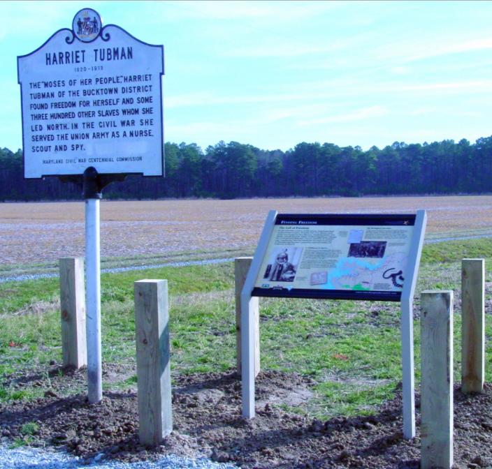 Harriet Tubman National Historic Parkland Announced