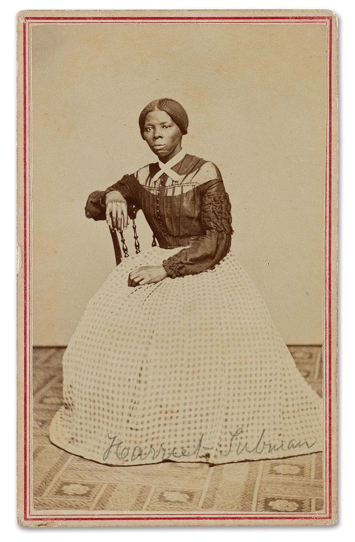 "Kate Clifford Larson on the New Tubman Photo:  ""Yes! It's Real!"""
