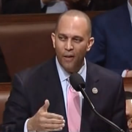 Congressman Jeffries to President Trump:  Release Your Taxes!