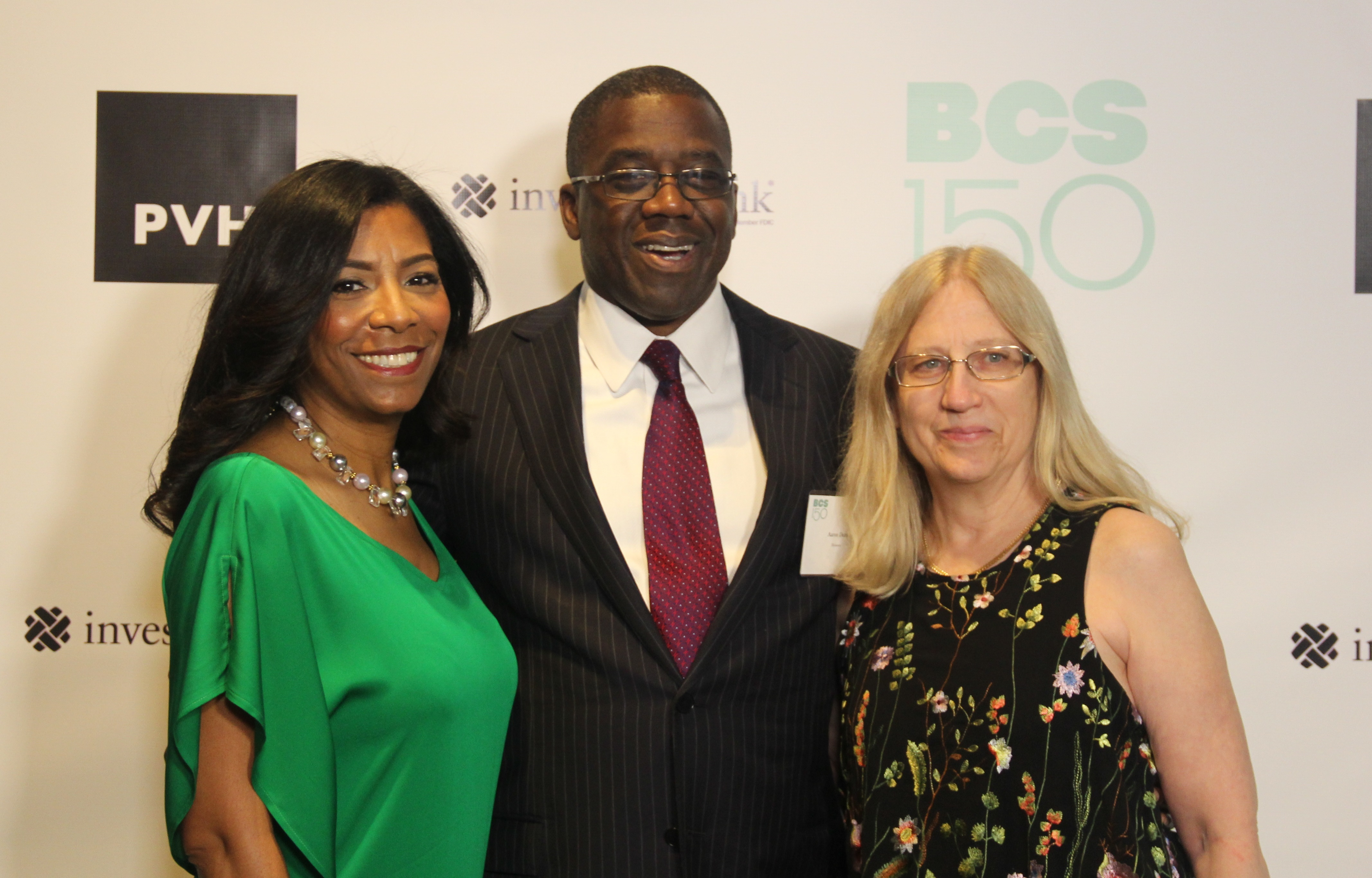 Brooklynites Aaron Dean and Dr. Deborah Dean honored with  the Brooklyn Community Services Philanthropic Leadership Award