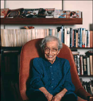 Upon These Shoulders:   Happy 100th Mrs. Esther Cooper Jackson…