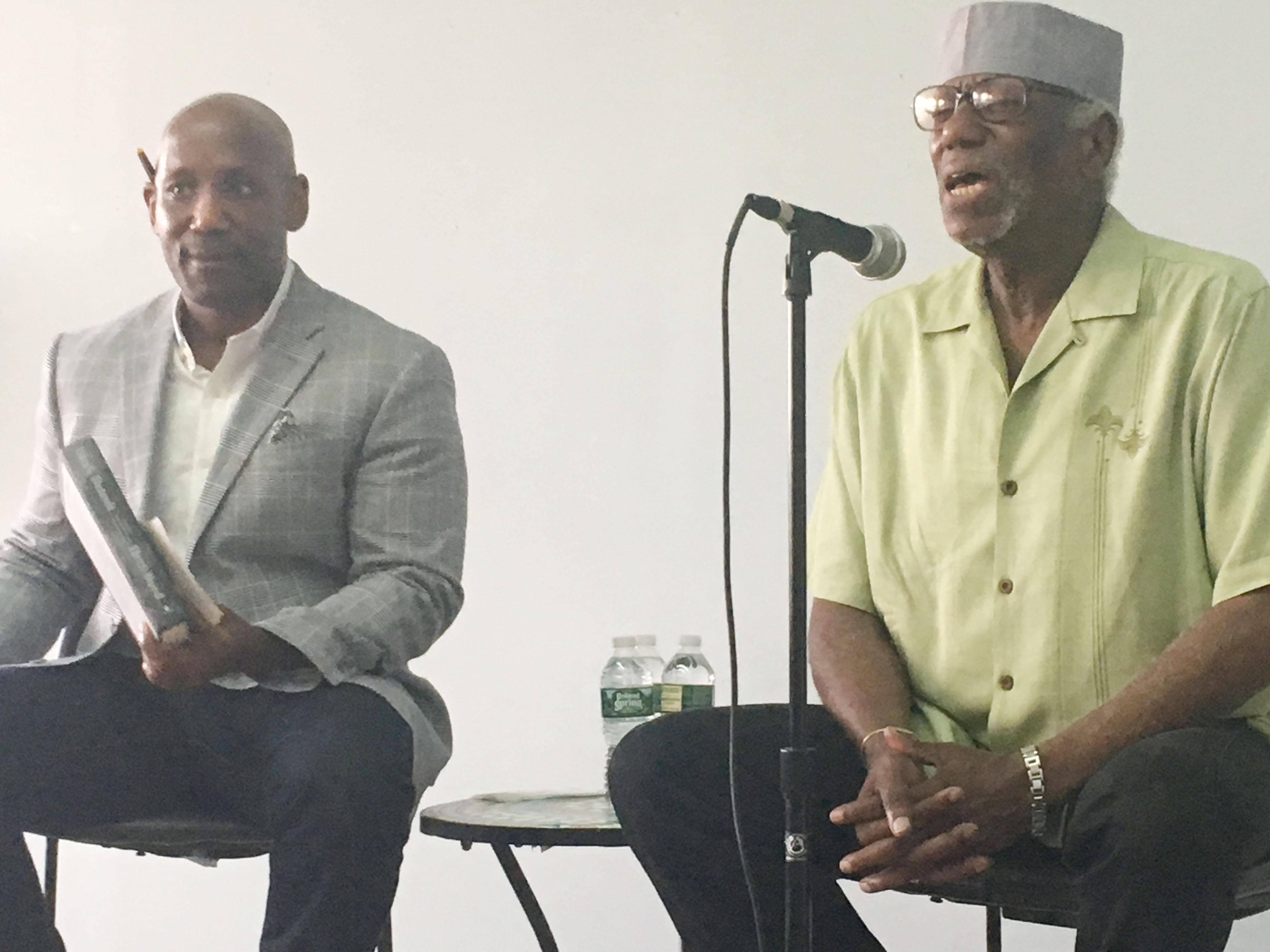 In Conversation: Craig Wilder and Herb Boyd