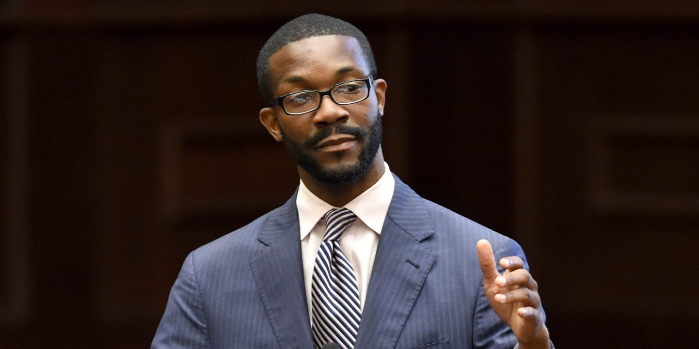 Randall Woodfin, Mayor-Elect: 5th Black Mayor  of Birmingham, Alabama