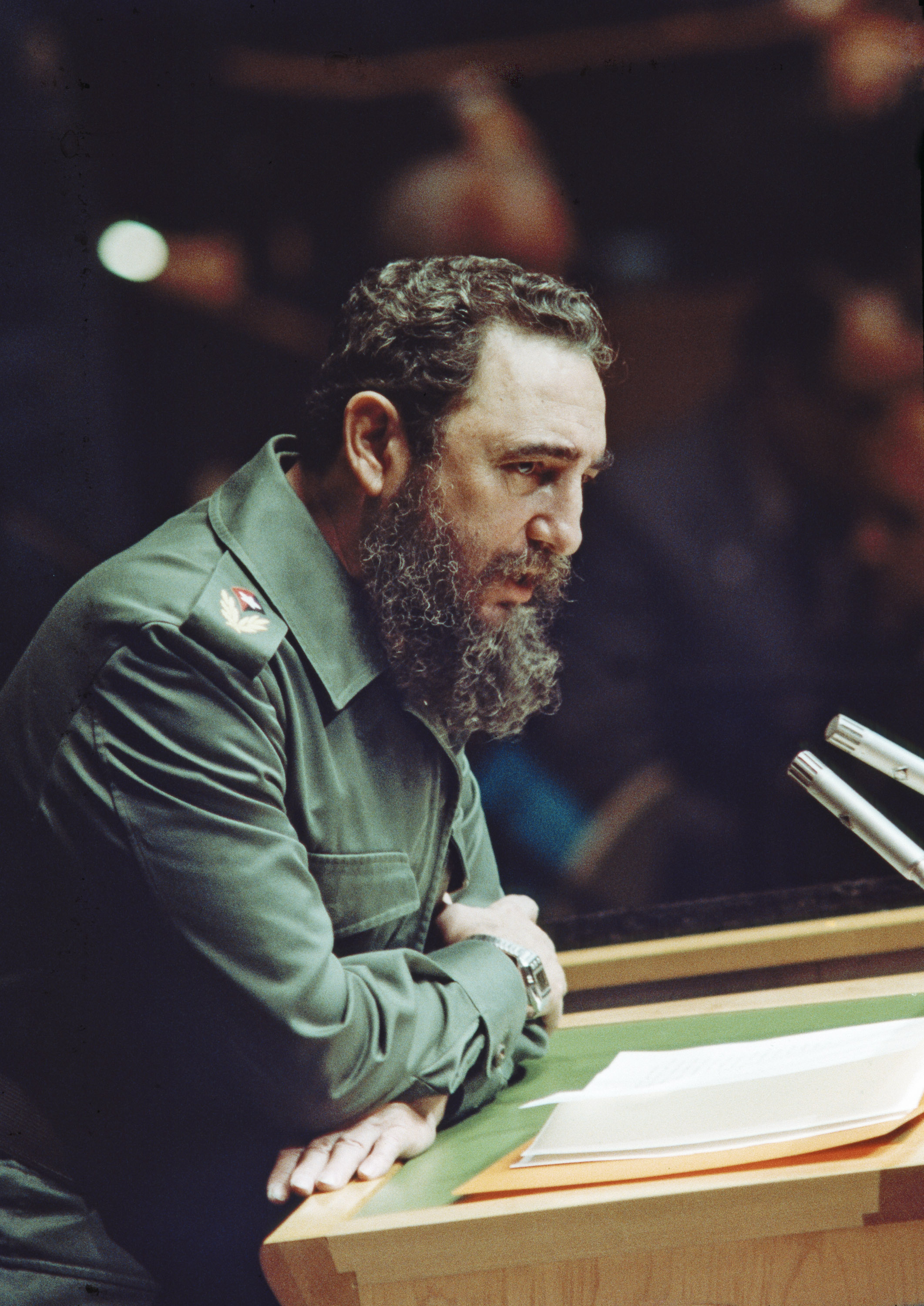 Developing World Honors Fidel Castro