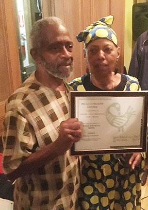 P.E.A.C.E. Health Center Celebrates 25 Years of Service and Community Activist Michael Kofi Mulezi Hooper
