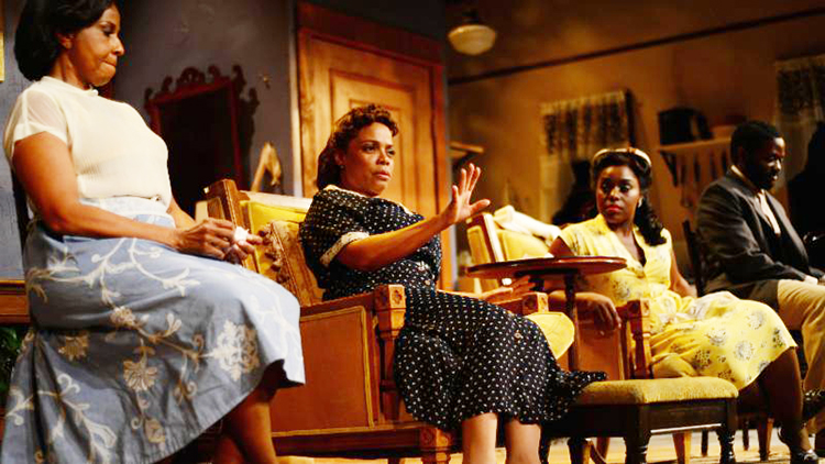 """The Old Settler"" Weaves Together Sisterhood, Love and Race in One Magnificent Play"