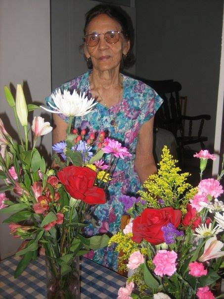 Obituary Mimose Pinckombe  February 2, 1921 – November 2, 2017