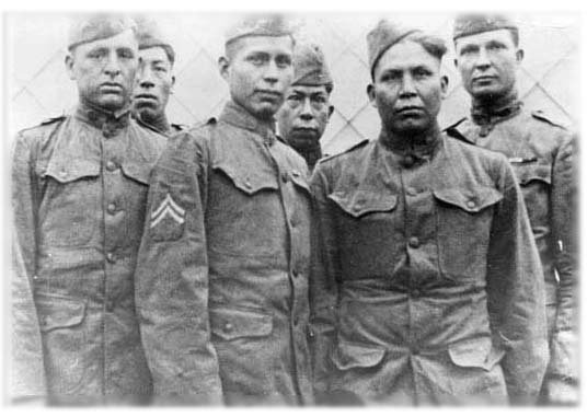 Navajo Code Talkers and the Unbreakable Code