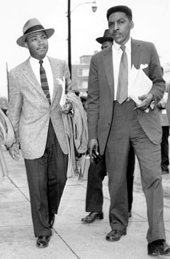 In Honor of Two Great Men: Martin Luther King, Jr. and Bayard Rustin