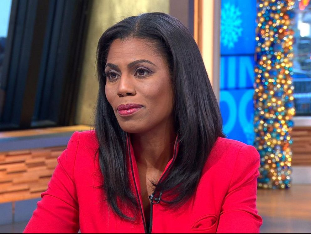 I Support Omarosa in Solidarity!