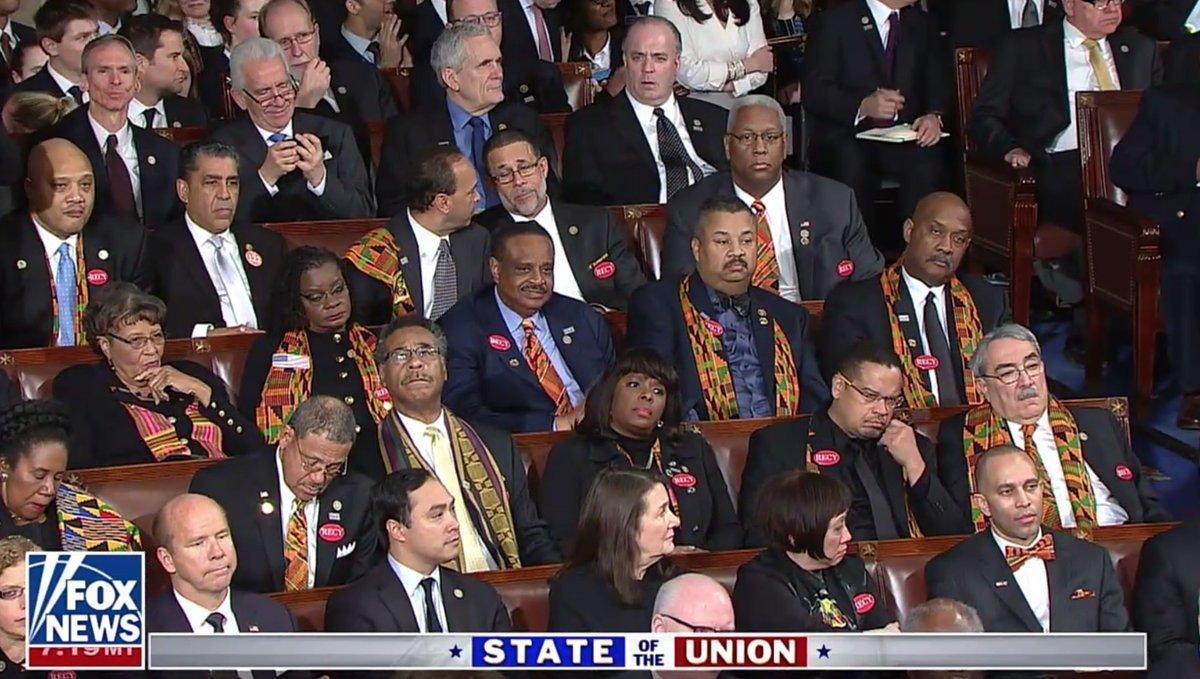Democrats Boycott SOTUS