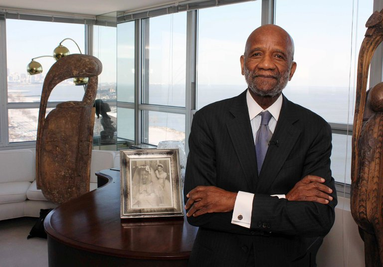 Lerone Bennett Jr. Chronicler of African American Life, Passes at 89