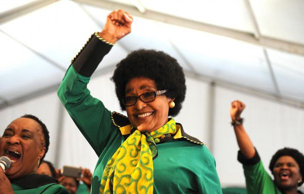 Winnie Mandela: Tactical Visionary and Profile in Courage