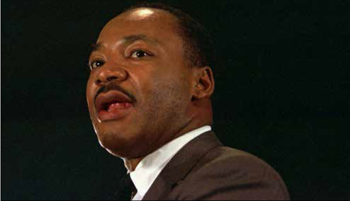 Martin Luther King Jr.: 50 Years Later