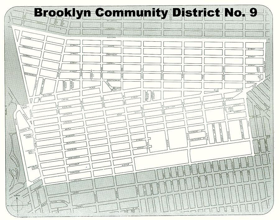 Brooklyn Community Board 9 Vote for Next District Manager Stalls