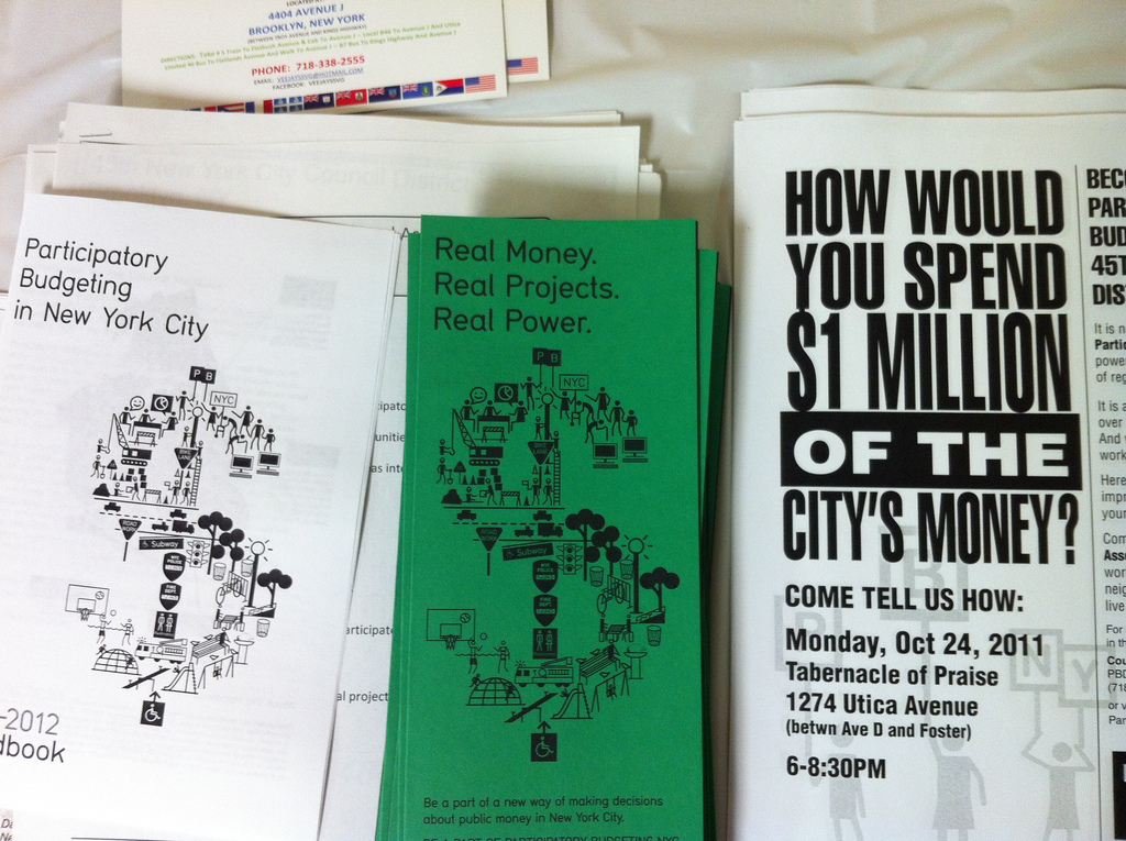 Winning Participatory Budgeting Projects Across  Brooklyn Are Announced