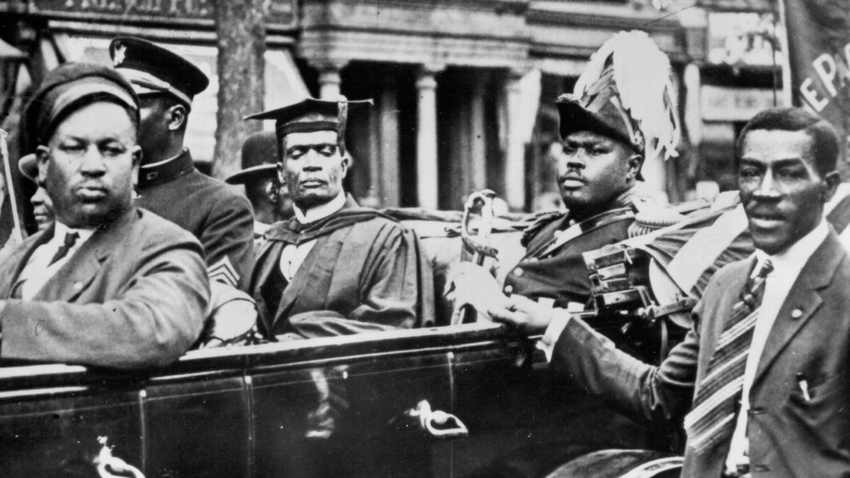 Marcus Garvey Matters