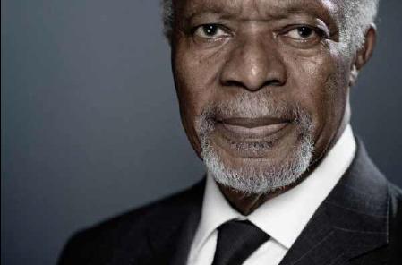 President Akufo-Addo Mourns Kofi Annan