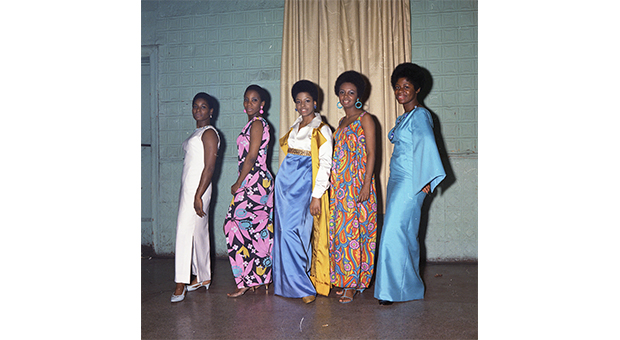 "Naturally '18:  A Tribute to the Grandassa Models  Pioneers of the ""Black Is Beautiful"" Movement"