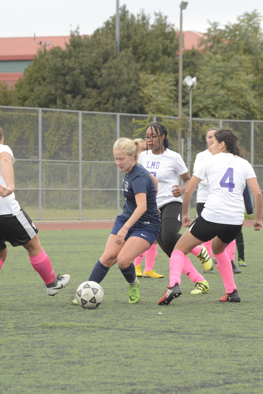 Coaches Corner:  Girls Soccer