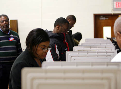 Voting Behavior and The Impact of The Black Vote  in 2018 Midterm Elections
