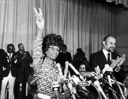 Chisholm to Get Statue at Prospect Park Entrance