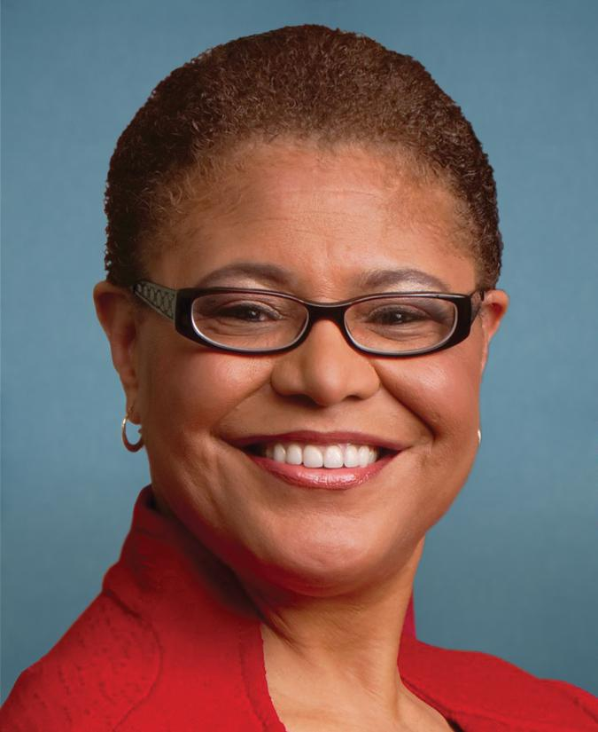 IBW21 PAUD Meeting:  More with Karen Bass, Chair of the CBC