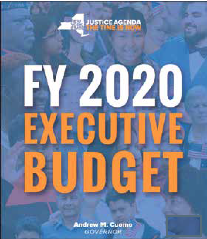New York's 2019-20 State Budget Brings More than Money –  Also Social, Judicial, Environmental & Political Change