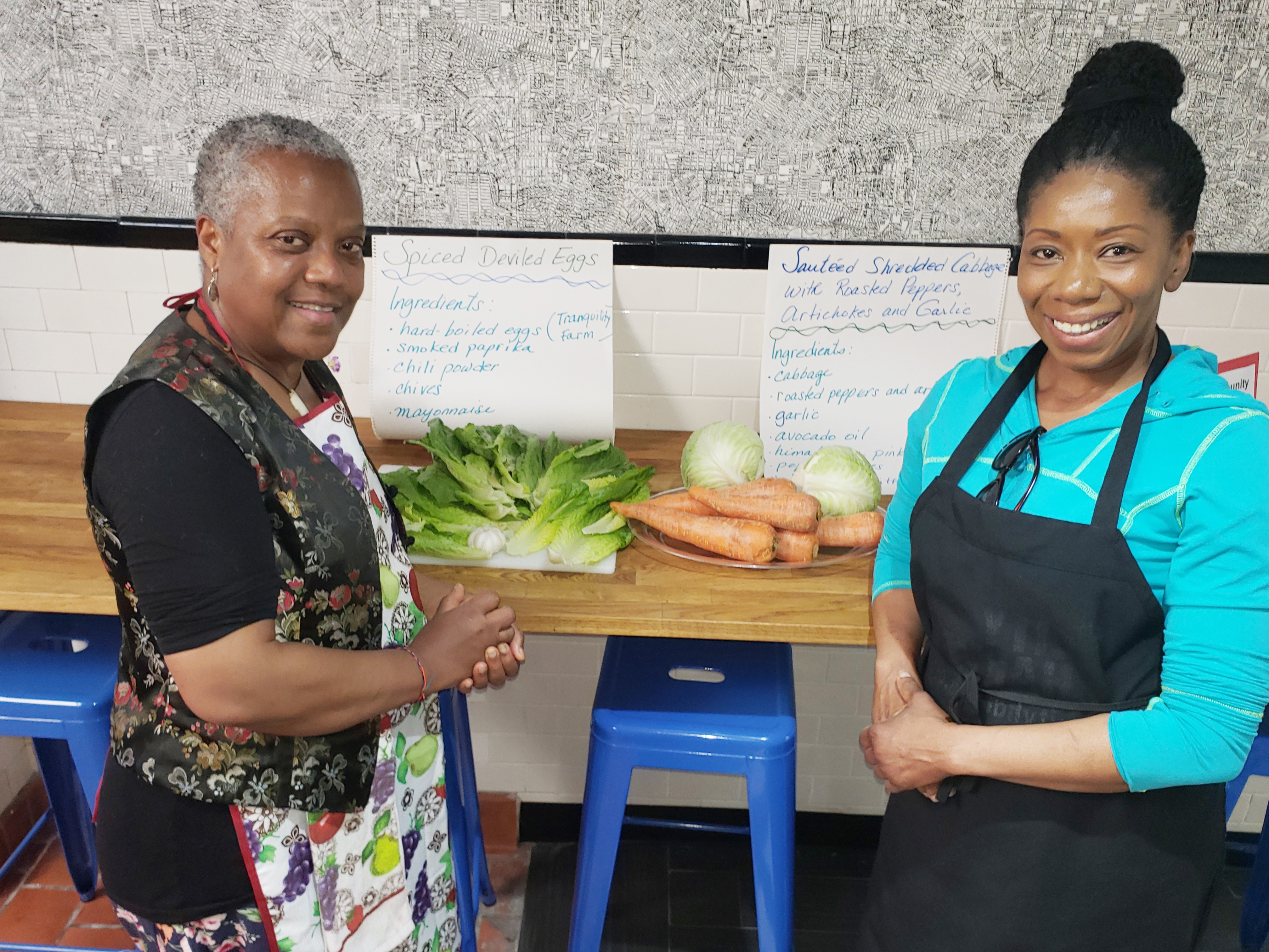 DESTINATION BED-STUY CELEBRATES THE ART OF HEALTHY LIVING
