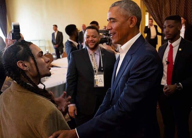 "A Community Organizer, A Moment in Time, and a Cross-Generational Movement: ""My Brother's Keeper"""