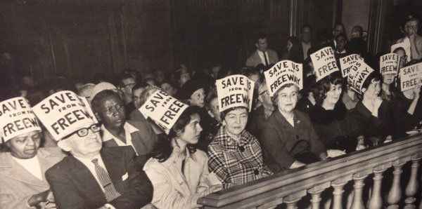 How 'Freeway Revolts' Helped Create the People's Environmental Law