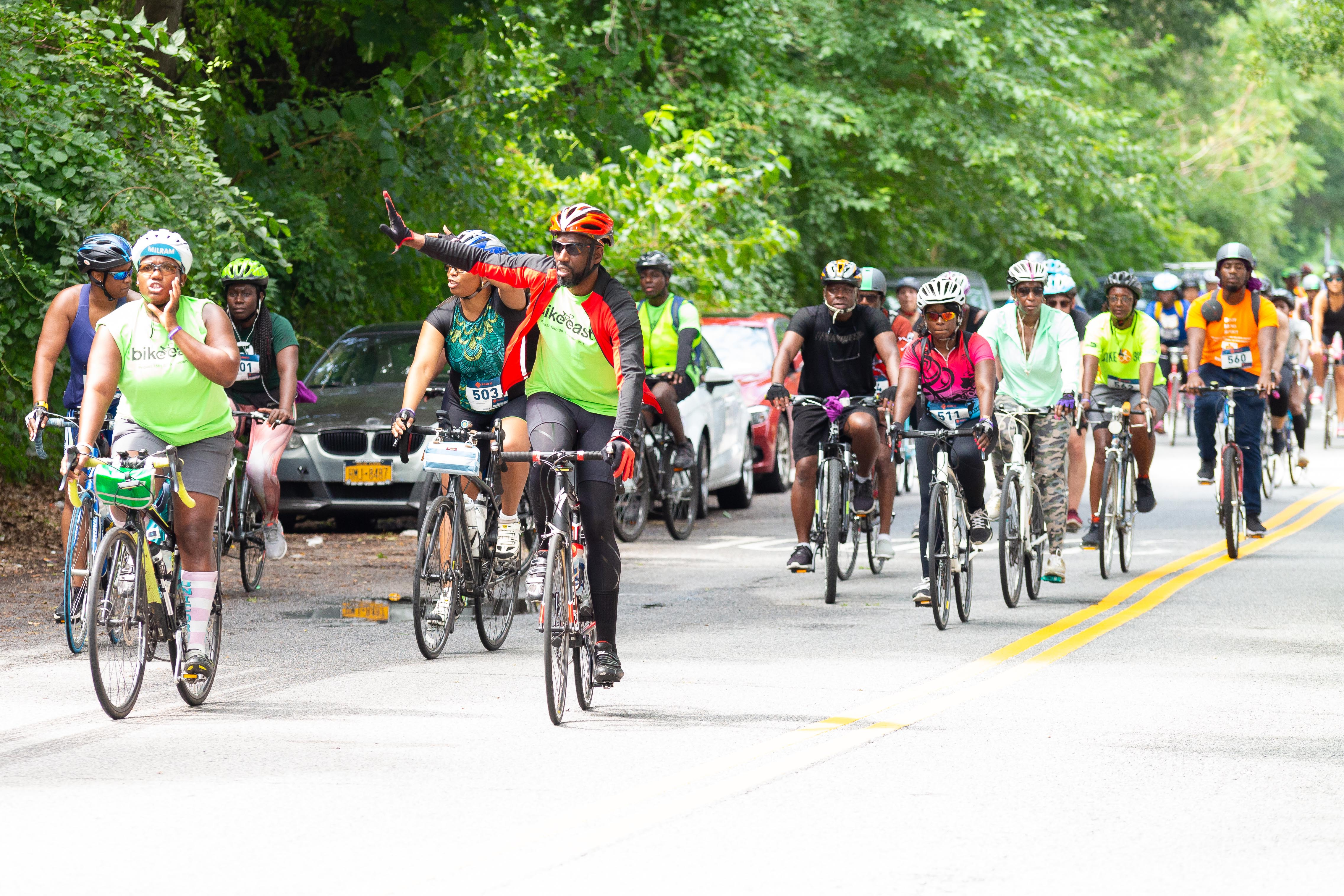 BIKE EAST INSPIRES HEALTHY LIVING WITH FREE 20-MILE BROOKLYN BIKE RIDE AND FITNESS FESTIVAL