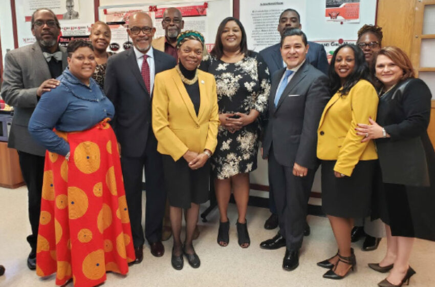 Chancellor Carranza Commits to Bedford Stuyvesant Students