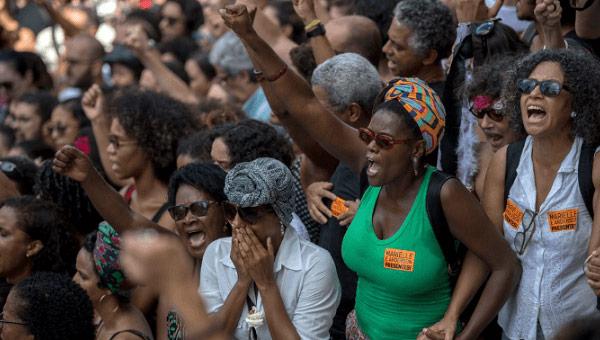 Afro-Brazilian Women