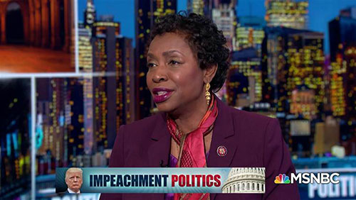 Rep. Clarke's Statement on Need for Trump Impeachment