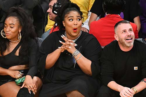 Lizzo, The Lakers Game, and the Fetishization of the Big Girl