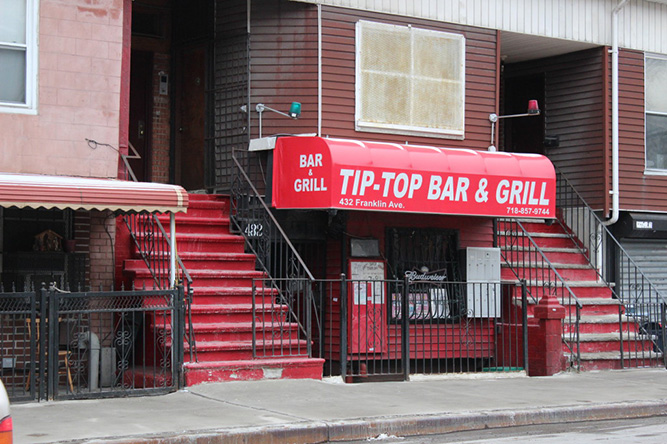 Tip Top Bar and Grill: A Community Legacy