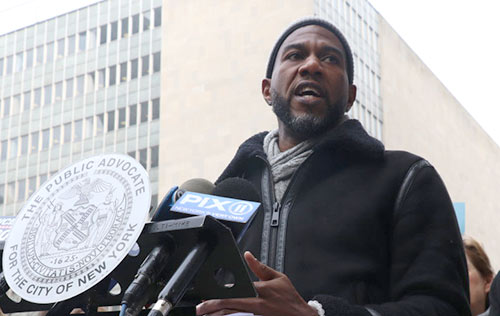 Public Advocate Says Some Using Hate Crimes to Challenge NYC's New Bail Reforms